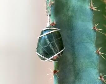 RESERVED- Jade Necklace
