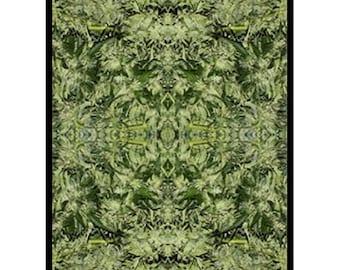 Couch Blanket,Sofa Blanket in Rhino Bolt Bed Blanket, Festival Blanket, Outdoor Blanket, HIppy Decor, Fleece Throw Blanket
