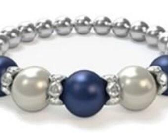 Birthstone Bracelet, Mothers Bracelet, Grandmothers Bracelet