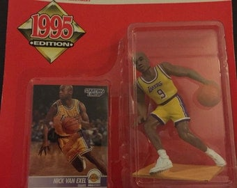 NBA 1995 Starting Lineup Nick Van Exel