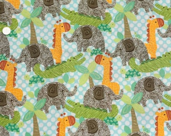 DESTASH 2.6m Kids Safari / Jungle Fabric