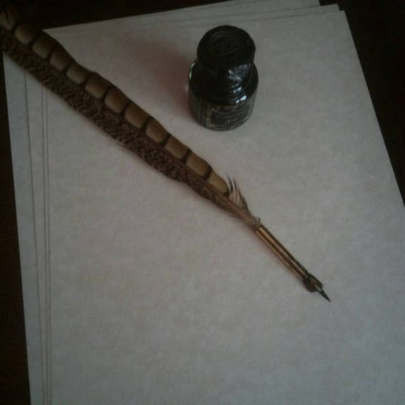 Parchment Paper - Letter Writing Paper - Parchment - Gifts for Writers