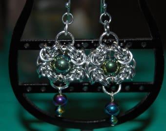 Byzantine bead flower