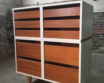 Mid century modern dresser mid century bachelors chest mid century tall dresser danish modern bachelors chest