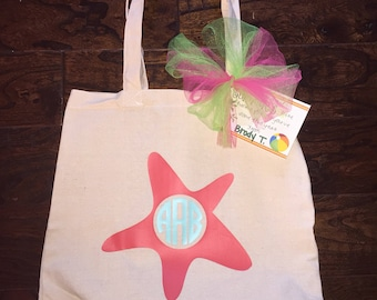Beach/Pool Summer Tote