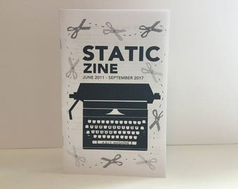 The Best of Static Zine