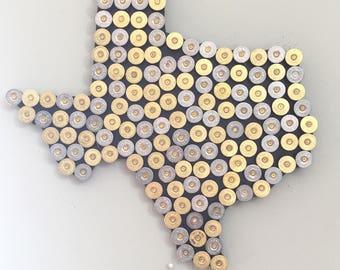 Texas Shotgun Wall Art