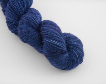PETILLANTE SOCK,  Minuit, merino nylon sock yarn ,100g