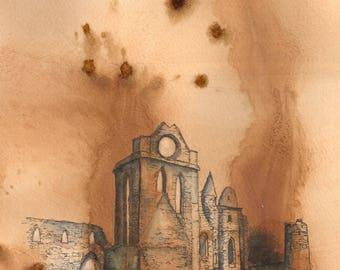 Arbroath Abbey & Bell Rock Gift Set