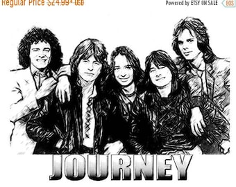 40% OFF Sale Journey Drawing T-Shirt