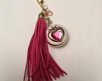 Sailor Chibi Moon Bag Charm