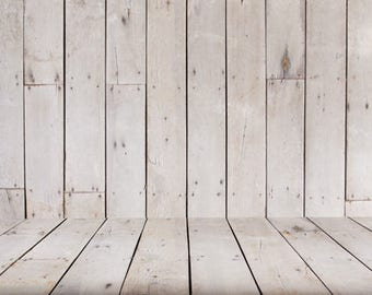 Vintage Wooden planks Backdrop, Newborns Child Photography Background , shabby chic wood Floordrop for photoshoots  XT-4962