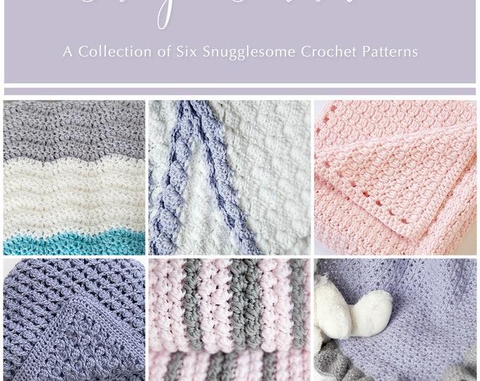 6 Snuggly Crochet Baby Blanket Patterns