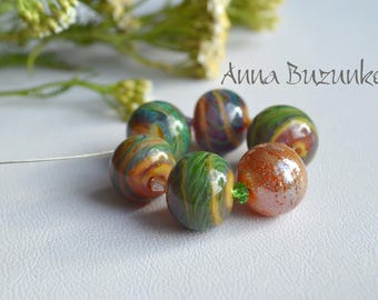 Beads  Pollux