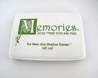 Memories Ink Pad Gently Used Destash