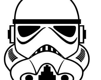 Star Wars Storm Trooper SVG File!