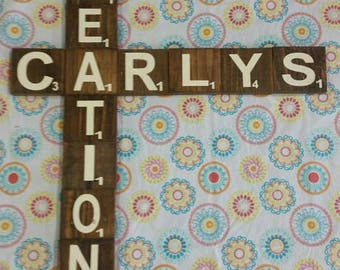 Scrabble Tiles Large Super Thick Letters Jumbo Size Tile