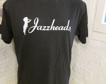 Size XL (48) ** Jazzheads Shirt (Single Sided)