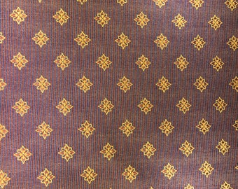 Upholstery fabric.  Brown upholstery fabric.