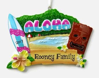 Hawaiian ornament  Etsy