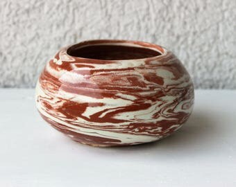Pottery flower vase Ceramic vase