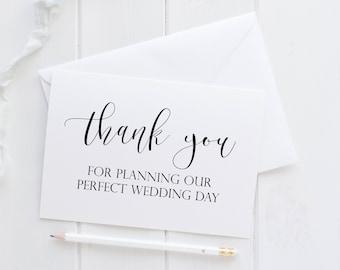 Wedding Planner Wedding Card. Wedding Planner Card. Wedding Card For Wedding Planner. Thank You Card For Wedding Planner. Thank You Card.