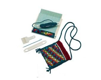 Schacht Mini Loom, Beginner Loom, Kids Loom, Frame Loom