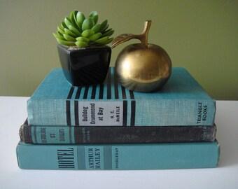 Vintage Brass Bell - Brass Apple Shaped Bell