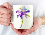 Palm Tree Mug - Palm Tree Lover Gift - Tropical Palm Tree Coffee Mug - Unique Palm Tree Gifts