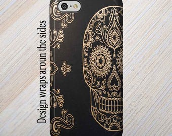 iPhone 8 Case, Monogram, iPhone 6 Case, iPhone 7 Case, iPhone 7 Plus Case, Skull, Aztec,Galaxy S8 Case, iPhone 8 Plus Case Galaxy S7 Case