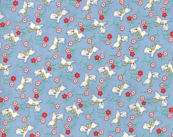 Moda 30s Playtime 33211-18...Sold in continuous cut 1/2 yard increments