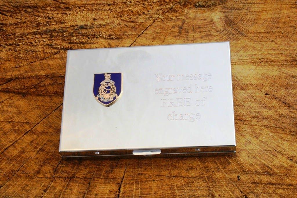 Royal marines shield calculator creditbusiness card holder free royal marines shield calculator creditbusiness card holder free engraving military gift me21 reheart Gallery