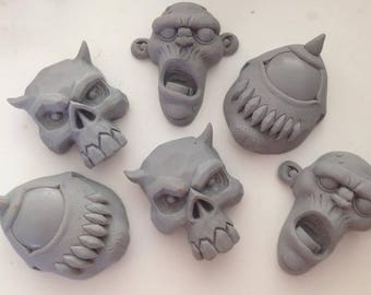 monster fridge magnets
