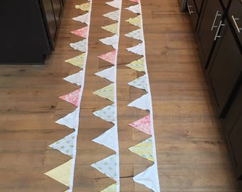 Vintage Bunting - Wedding, Bridal/Baby Shower, Garden Party Decoration