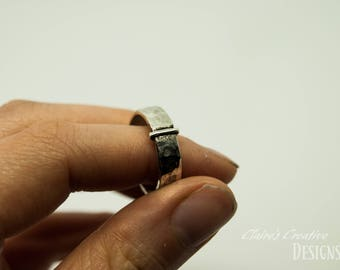 Outlander Ring/Claires Ring/Scottish Outlander/Key Ring/Claire Fraser/Outlander wedding/Sassenach/Outlander Gift/Claire Fraser Gift