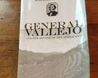 Book - General Vallejo - Biography