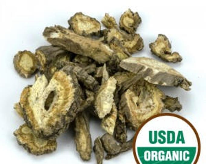 Lovage Root Slices - Certified Organic