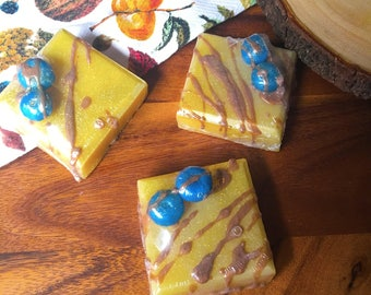 Blueberry Pumpkin Pancakes  - All Natural Soap Handmade Soap Vegan Soap