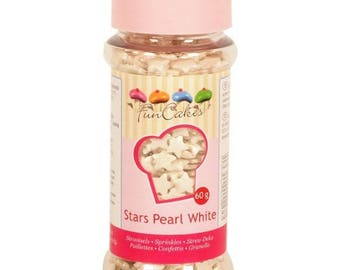 Pearly white stars 60 gr - best 30 09 2018