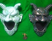 Limited Run Iconic Demon Head of Horror