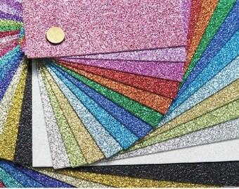 Best Creation Glitter Cardstock 12*12 inch (1 sheet)