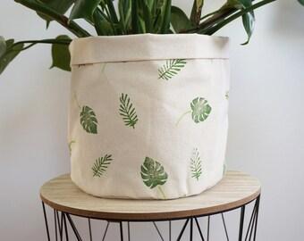 Large pot leaf tropical X Joannie swell