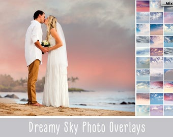 60 Dreamy Sky Overlays, Pastel sky, overlay, english sky, realistic sky, lavender sky, overlays, beach sky, clouds, gimp,  skies, rainbow