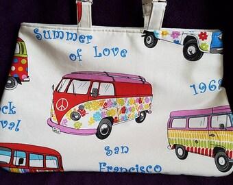 VW camper van Bag/hippy bus/campervan/VW