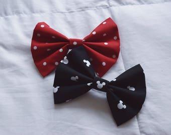 Disney Themed Hair Bows