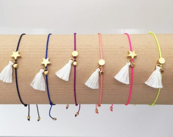 Small nylon Friendship Bracelet