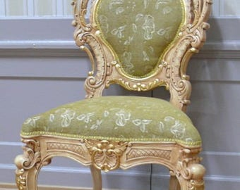 Baroque dining room chair Venetian Baroque KeVp9980