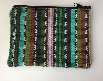 Mayan Woven Coin or Personal Care Purse