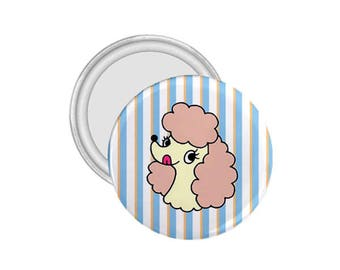 Poodle Pin-Dog Pinback Button-Poodle-Gift for Dog Lover-Dog Lover Gift-Cute Small Gift-Bestie Gift