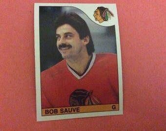 Bob Sauve - Hockey 85/86 #174